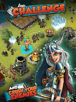Vikings Gone Wild Money Mod Apk Terbaru