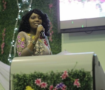 (Part 5)WHAT WENT DOWN AT THE WOTGK CONFERENCE 2017 LAST SATURDAY: Let's Hear it From the Visioneer Herself – Joys Oyedepo