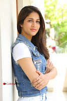 Telugu Actress Lavanya Tripathi Latest Pos in Denim Jeans and Jacket  0127.JPG