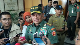 Rotasi di TNI, 36 Perwira Tinggi Naik Pangkat