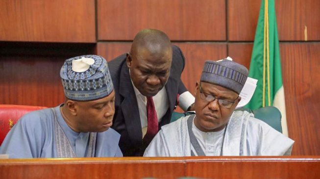 Accusation against Saraki, Dogara as National Assembly shifts resumption date by two weeks