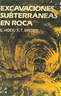 Excavaciones subterraneas en roca - Hoek Brown - geolibrospdf