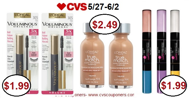http://www.cvscouponers.com/2018/05/hot-pay-199-for-loreal-voluminous.html