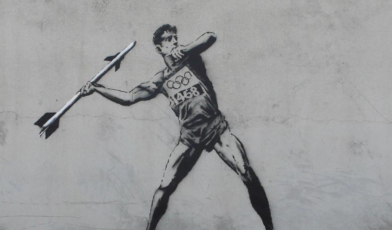OFFmag: banksy