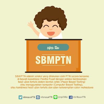 pengertian SBMPTN adalah