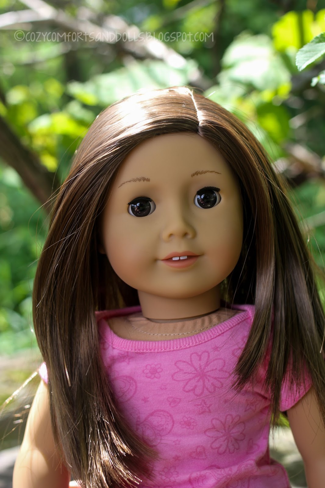 Cozy Comforts And Dolls: My American Girl Doll #59