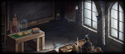 Harry Potter e la Camera dei Segreti: La storia della Camera dei Segreti