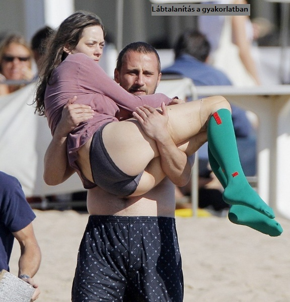 making of De rouille et d'os (Rust & Bone) Green screen