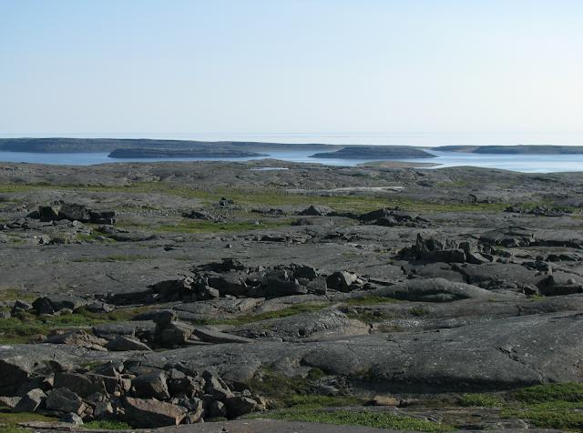 El cinturón de Nuvvuagittuq