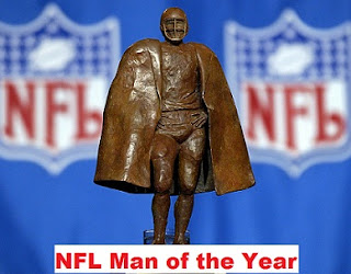 Walter Payton NFL Man of Year award nominees 2018, winner, money.