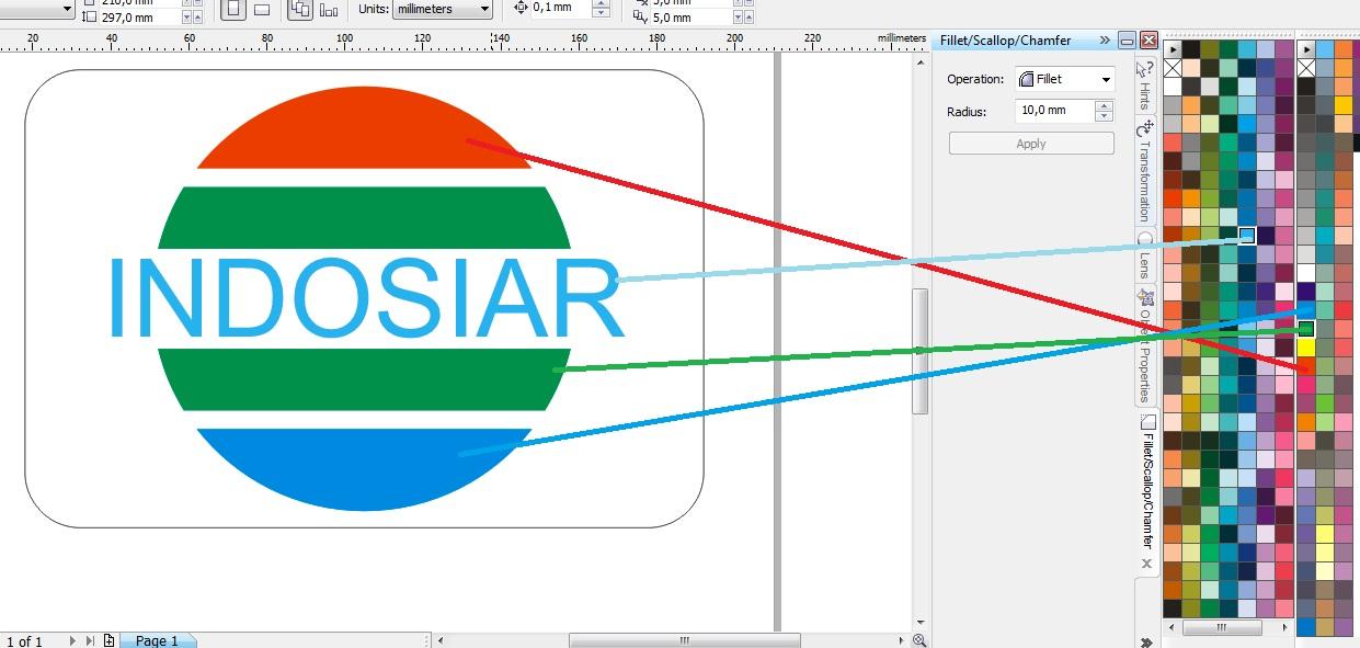 9900 Gambar Desain Logo Dengan Corel Draw X4 HD Paling Keren Yang Bisa Anda Tiru