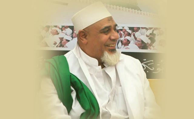 Habib Abu Bakar al-Atthas az-Zabidi Mimpi Disentil Sayyidina Ali