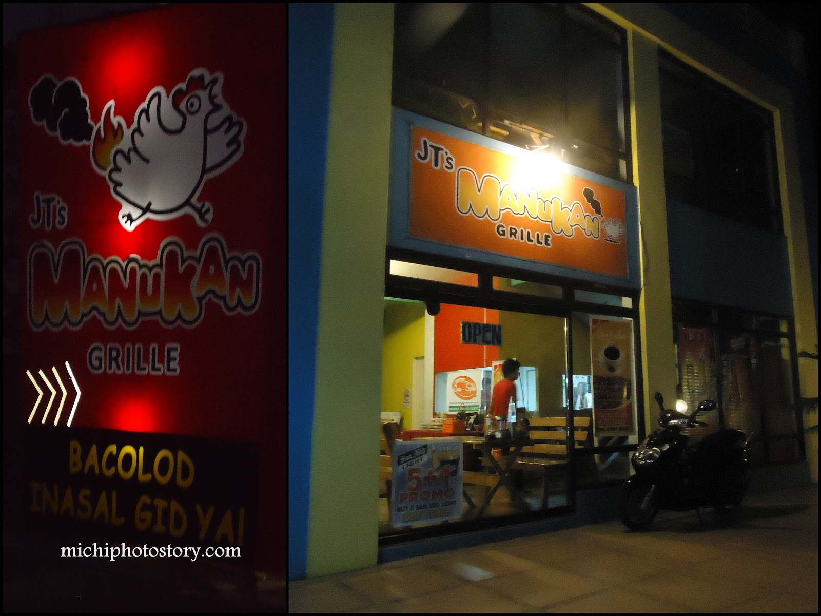 Michi Photostory Jt S Manukan Grille