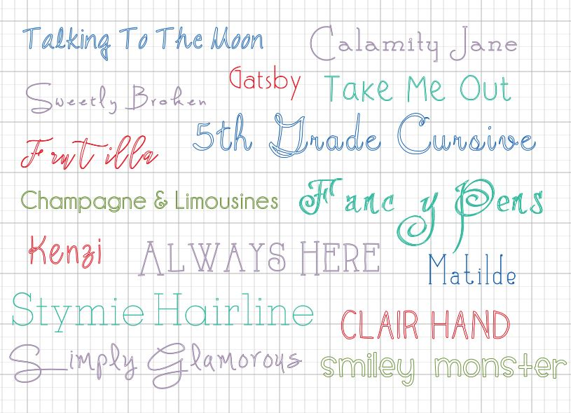 Cricut Design Space How To Write: Fields Of Heather: FREE Single Line Fonts That Will Write without rh:fieldsofhether.blogspot.com,Design