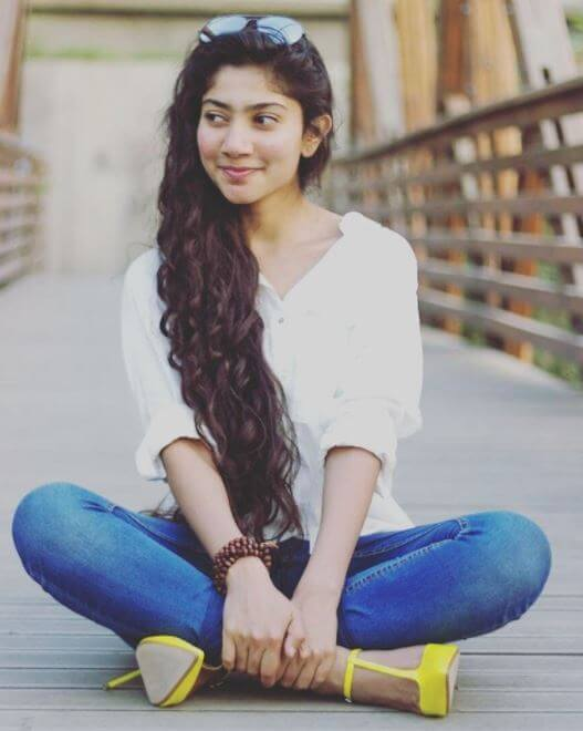 Sai Pallavi Fidaa Images