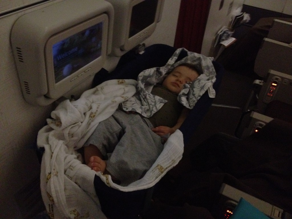 Air Canada Travel With A Baby