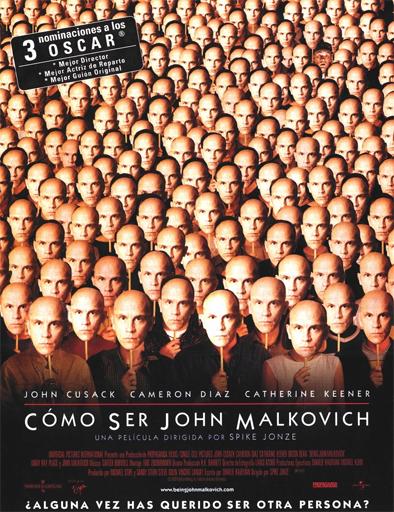 ver ¿Quieres ser John Malkovich? (Being John Malkovich) (1999) Online