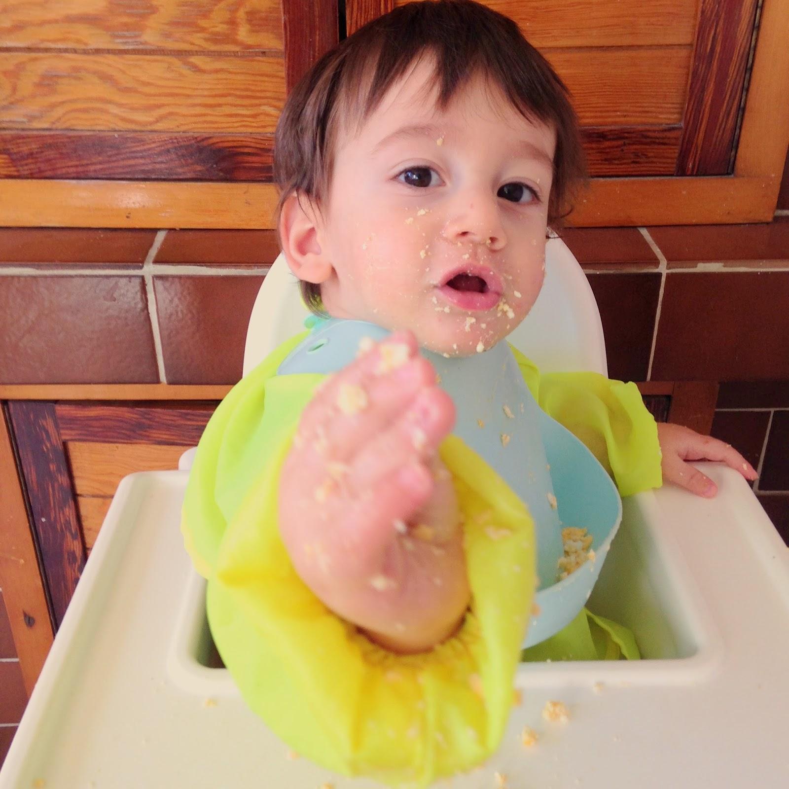 Bebek beslenmesinde BLW yöntemi nedir