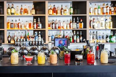 thức uống ở Bar