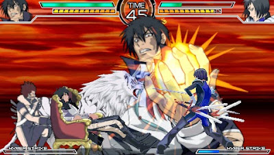 Hitman Reborn Battle Arena 2 English For Android