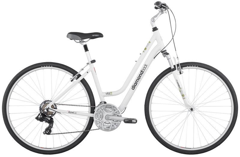 BikemanforU: Riding Couples Like Edgewood & Vital 2 Hybrid Bikes