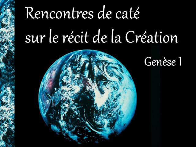Rencontres de caté sur le récit de la Création