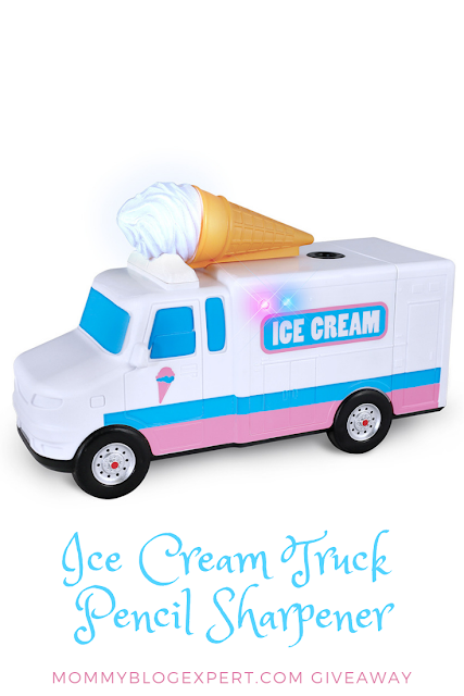 Ice Cream Truck Kids Giveaway