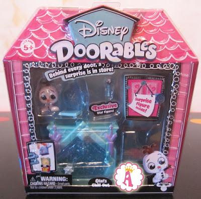 Холодное сердце Disney Doorables