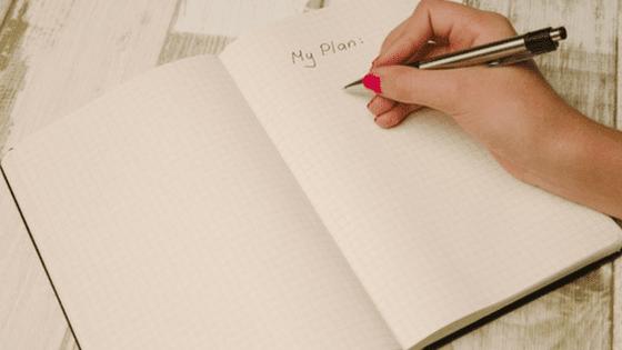 أهدافي لسنة 2018 (أونلاين بزنس) + goals worksheet