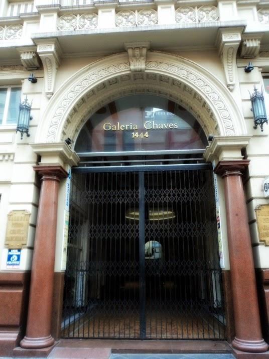 Galeria Pedro Chaves Barcellos de Porto Alegre