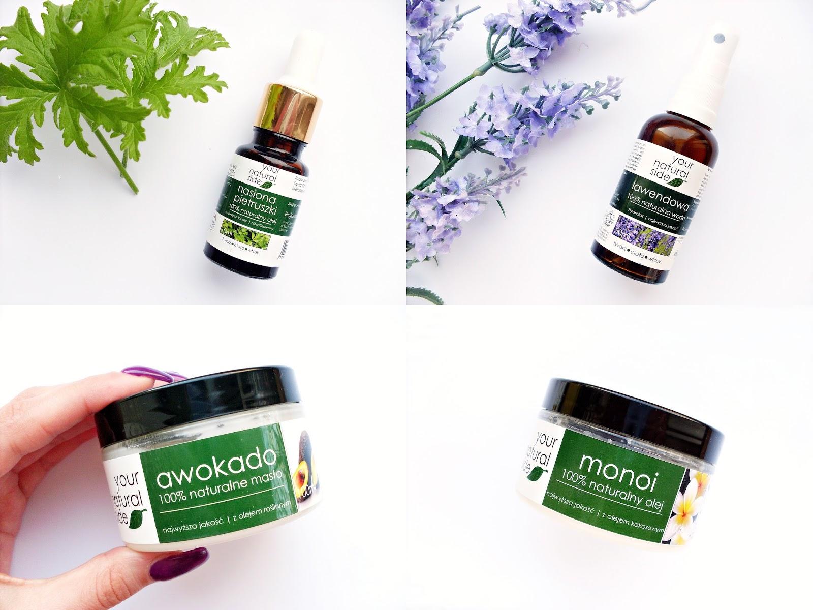 Your Natural Side - naturalne dobro dla skóry i włosów 🌱