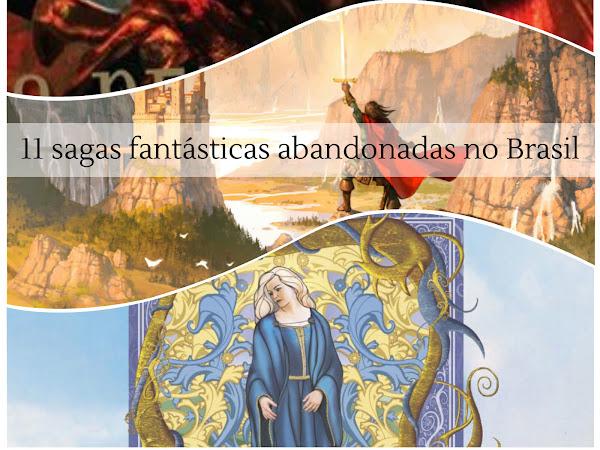 11 sagas fantásticas abandonadas pelas editoras: as continuações mais aguardadas parte 4 de 4