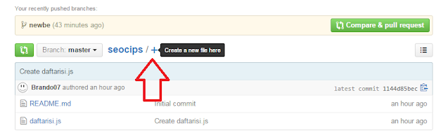Create A New File Here