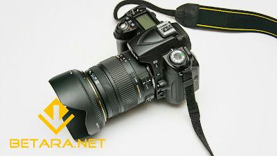 Mengenal Fungsi Tombol Pada Kamera DSLR / Cara Menggunakan Canon?