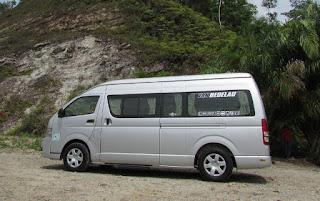 Bus Pariwisata Pekanbaru 193