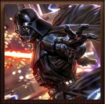 Dark Vador Armure Cuir - Avatar en HD