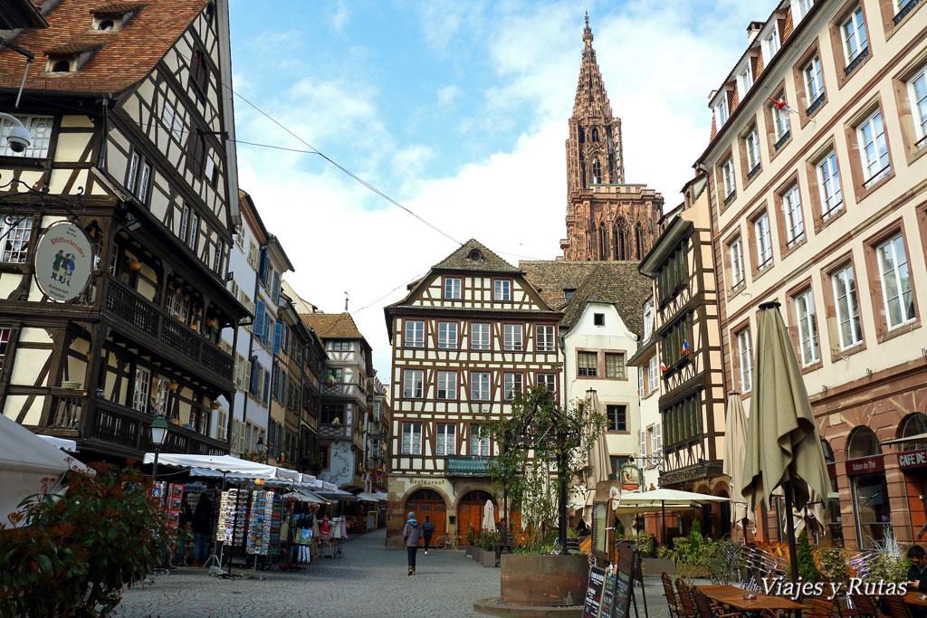 Marché aux Poissons, Estrasburgo