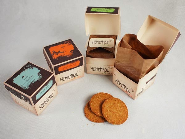 60 Creative Cookie Packaging Ideas For Your Inspiration