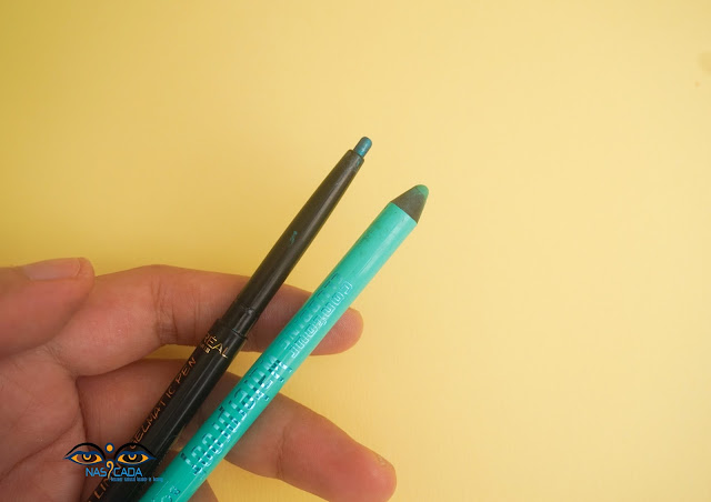 L'oreal-super-liner-gelmatic-pen-turbo-turquoise-bourjois-contour-clubbing-waterproof-eyeliner-dynamint