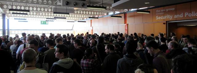UKGE - queues
