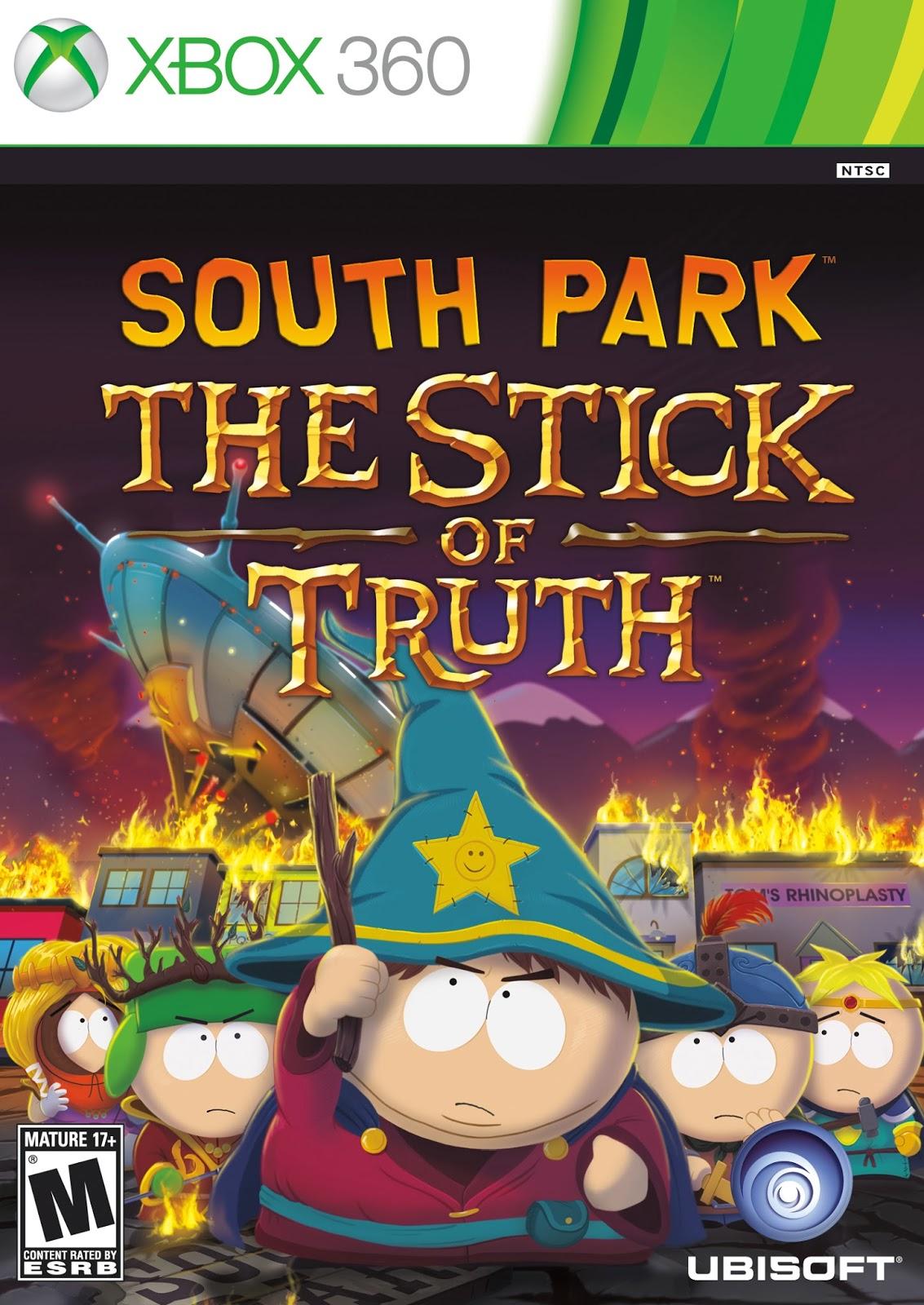 South Park La Vara De La Verdad XBOX 360 ESPAÑOL