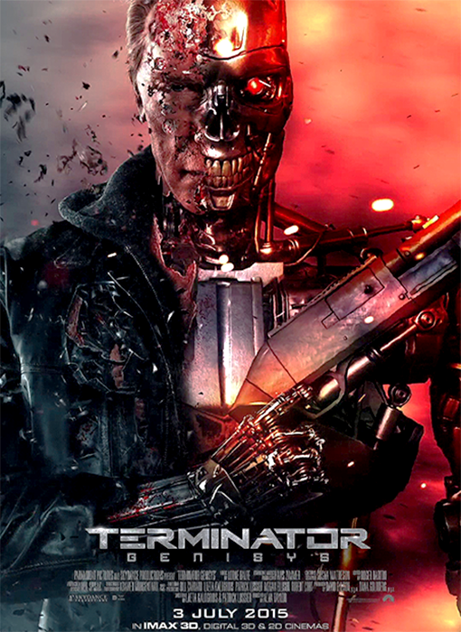 Poster Terminator: Genisys