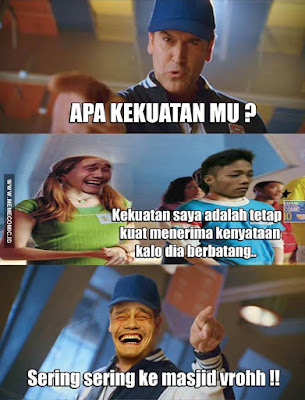 7 Meme 'Apa Kekuatanmu?' ala Tokoh Meme Ini Ngocol Banget