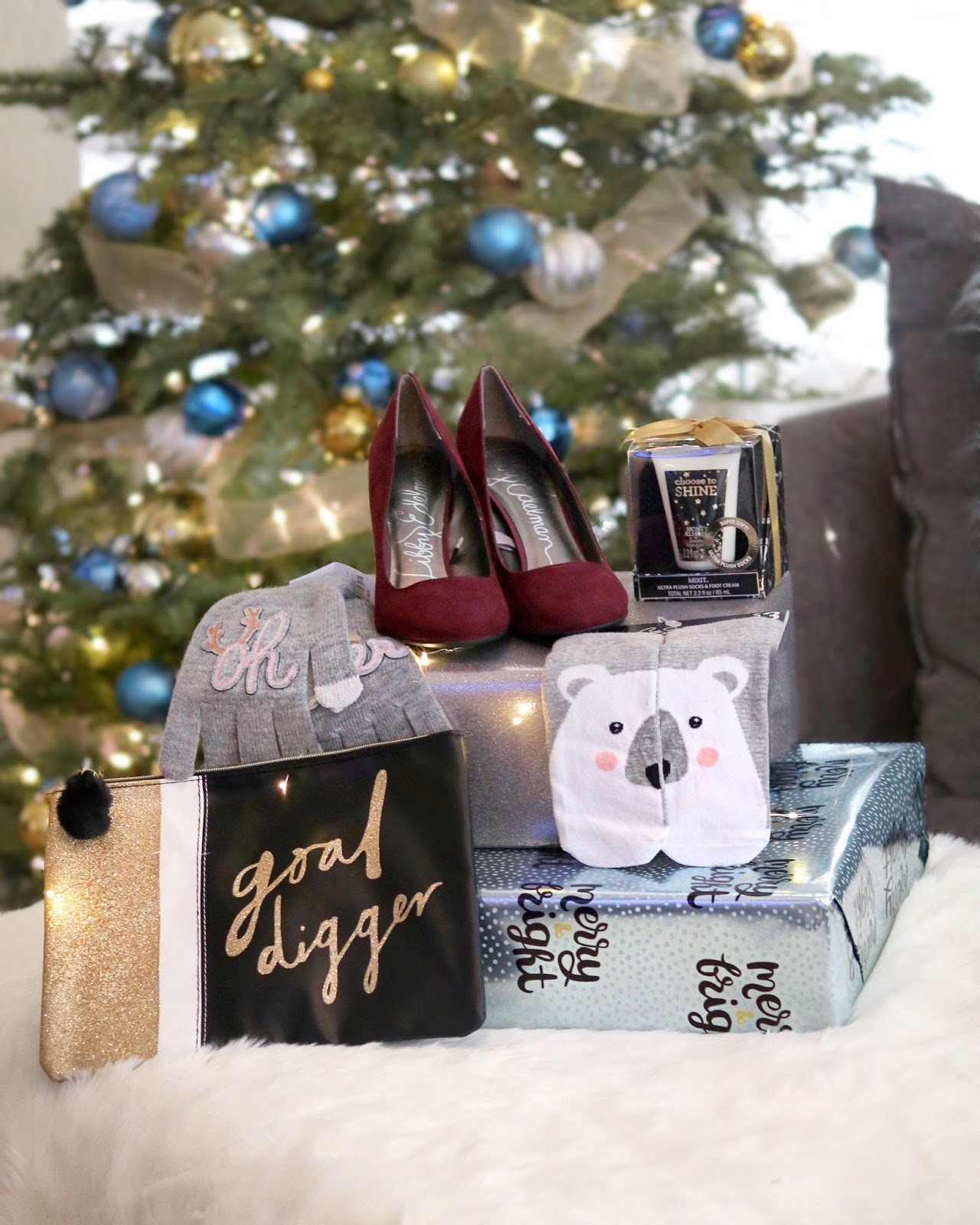 Take the JCPenney Holiday Challenge. #JCPHolidayChallenge, Under $100 gift guide