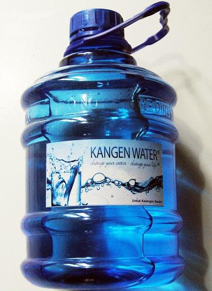 Air Kangen Water Sebagai Obat Pelangsing
