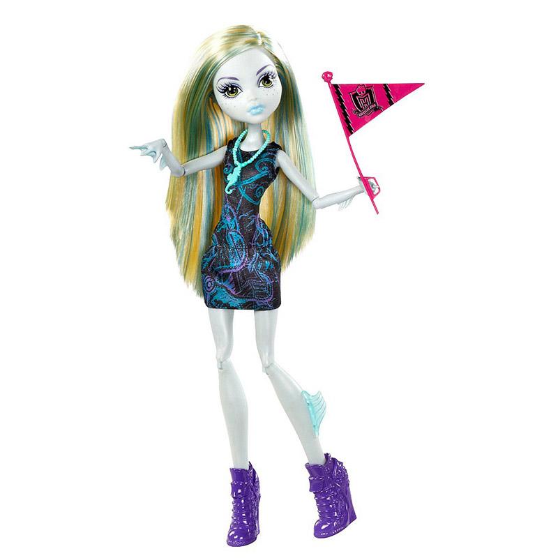 Monster High Lagoona Shoes