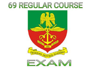 Nda 69 regular course exam questions and answers