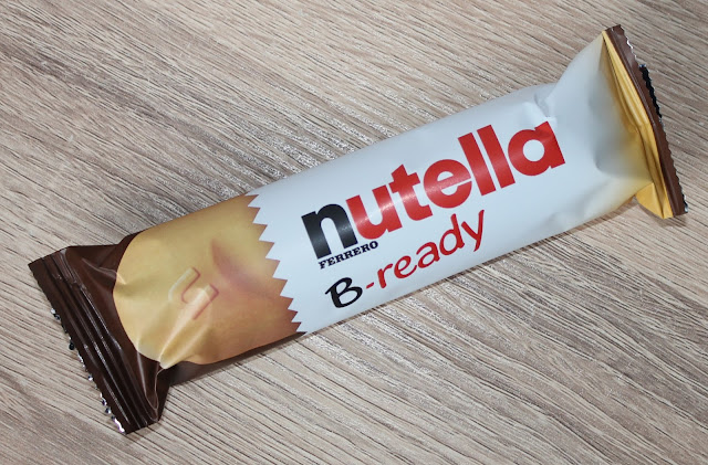 IMG 1974 - Snack Time! Nutella B-Ready