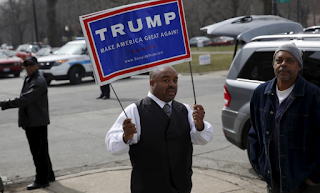 Former Sanders Supporter Aims To Get More African-Americans To Vote Republican