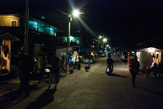 蘭嶼 東清夜市